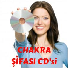 CHAKRA ŞİFA OLUMLAMALARI CD'Sİ